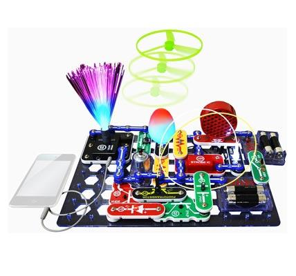 Snap Circuits Jr. SC-100 game