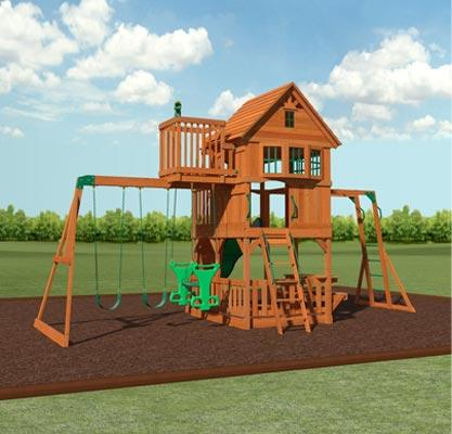 18 Best Outdoor Playsets For Kids In 2017