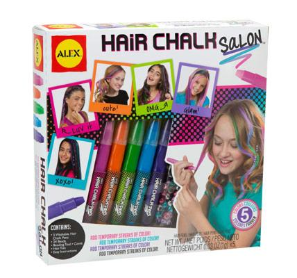 Spa Hair Chalk kit