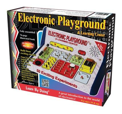 electronic game set