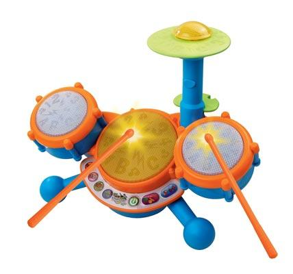 Experts Agree That Kids Who Play The Drum Grow To Become Highly Talented And Emotionally Intelligent Individuals Give KidiBeats Set