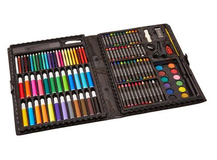 120 Piece art set