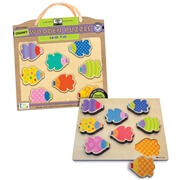 Green Start Chunky Wooden Puzzles