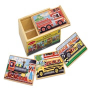Melissa & Doug Vehicles Puzzles