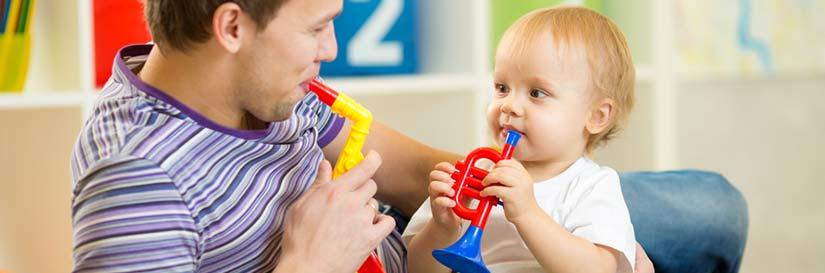 Benefits Musical Toys : Amazing benefits of musical toys borncute