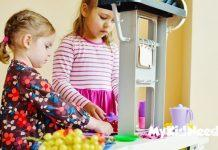 Buy your kids and toddlers one of the best toy play kitchens.