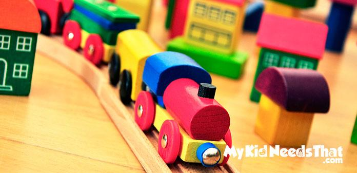 best train sets kids