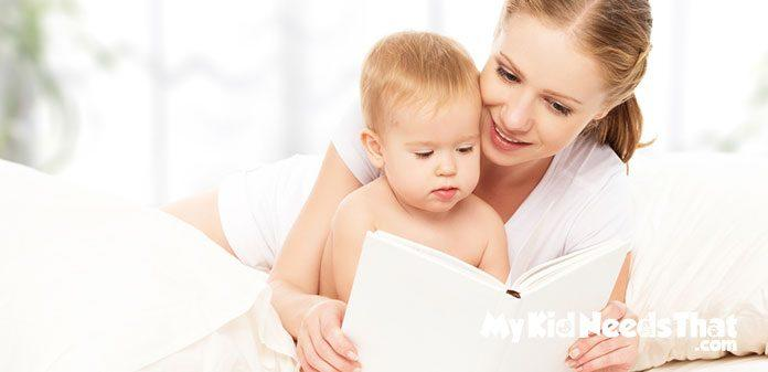 help baby to read