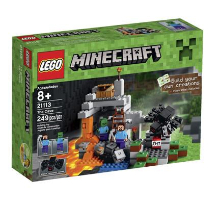 Minecraft the cave Playset