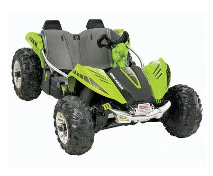 Power wheels Dune Race