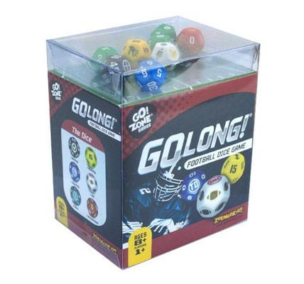 The football dice game