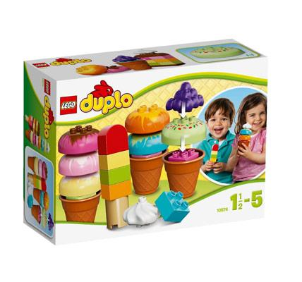 Creative play ice cream set