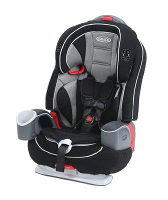 Matrix nautilus booster seat