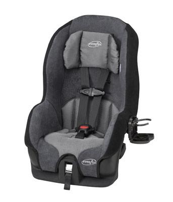 Evenflo Tribute Lx Convertible Car Seat Saturn Weight