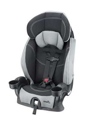 Jameson chase lx harnessed booster seat