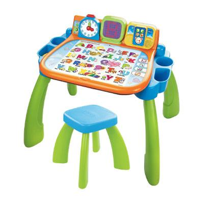 Activity desk for kids