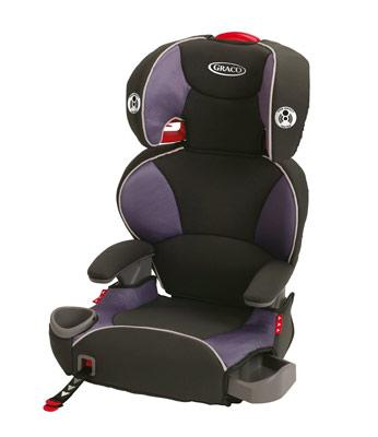 Atomic AFFIX youth booster seat