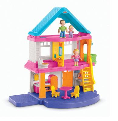 Dollhouse for girls