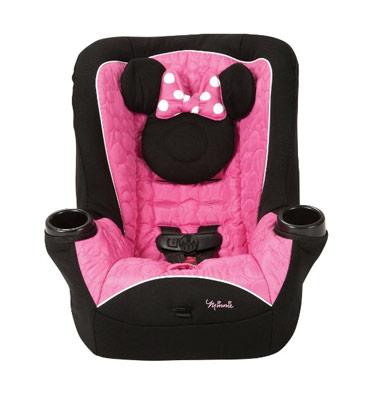 Mouseketeer minnie apt convertible car seat
