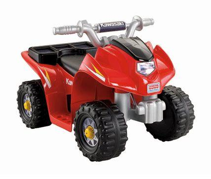 Power Wheels lil kawasaki