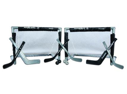 NHL mini hockey goal set