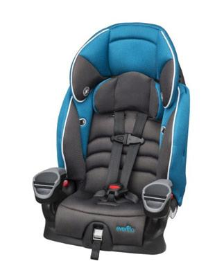 Maestro Booster Car Seat Thunder
