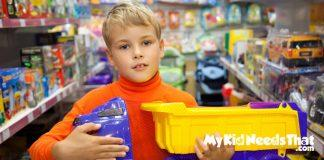 Here are the 20 Best Toys & Gift Ideas for 9 Year Old Boys.