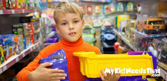 Toys for 9 year old boy