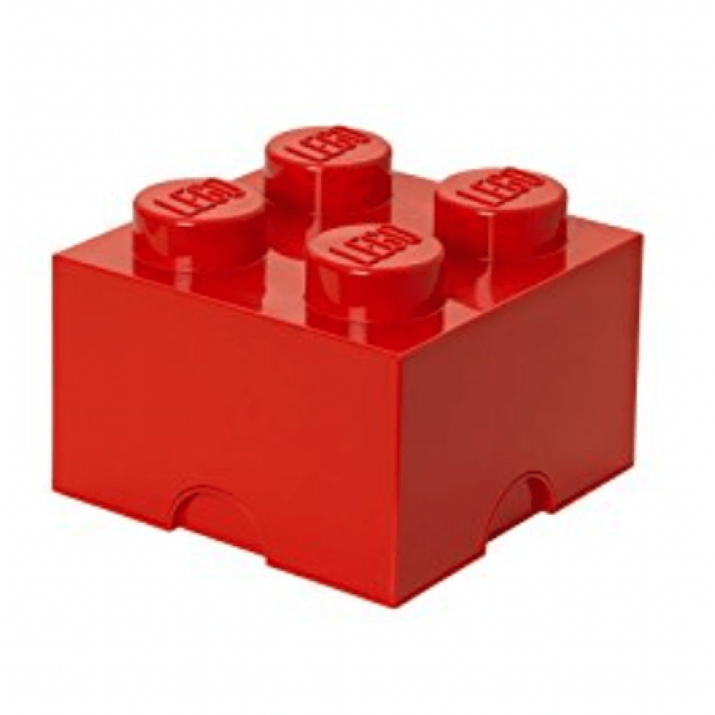 Red-LEGO-Storage-Container
