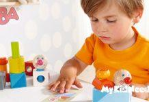 This page contains buying suggestions of HABA brand board games suitable for young children.