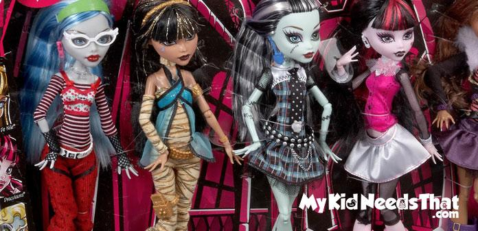 Best New Monster High Dolls To Buy In 2018 Borncute Com