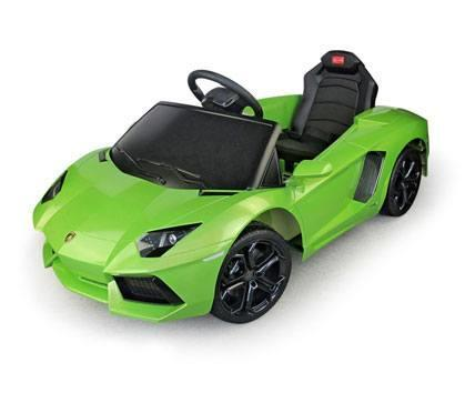 Lamborghini aventador kids electric ride on car