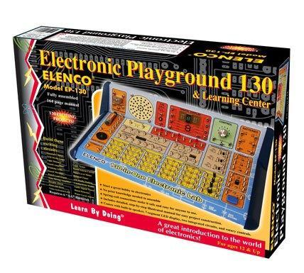 130 in 1 electronic playground center