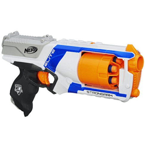Nerf N-Strike Blaster - Best Toys & Gift Ideas For 9 Year Old Boys In 2018 Borncute.com