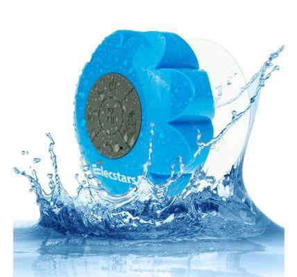 Elecstars bluetooth shower speaker