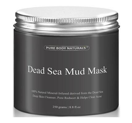 Dead Sea Mud Mask By Pure Body Naturals