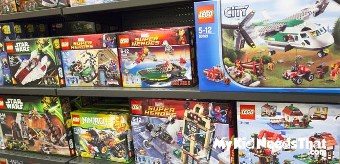 cool lego sets