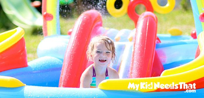 Best outdoor toys for kids toddlers mykidneedsthat for Best children s paddling pool