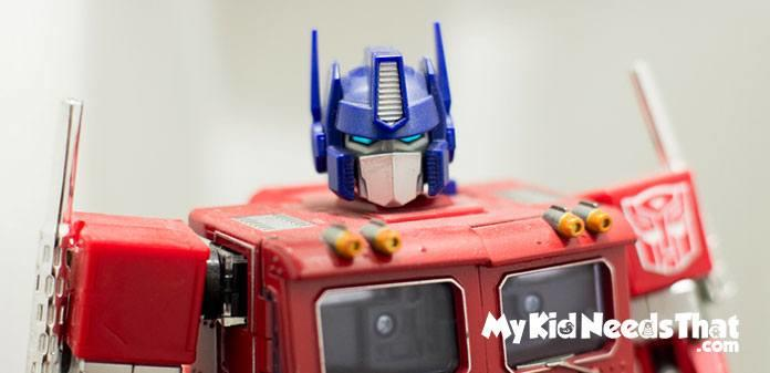 Best Transformers Toys Amp Action Figures For Kids In 2019