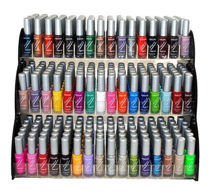 All About Nails 50-Piece Color Nail Lacquer Combo Set