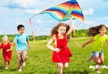 Check out the list of the best kites for kids.