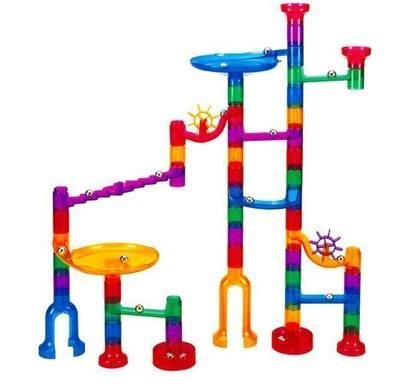 Marbulous Translucent Marble Run