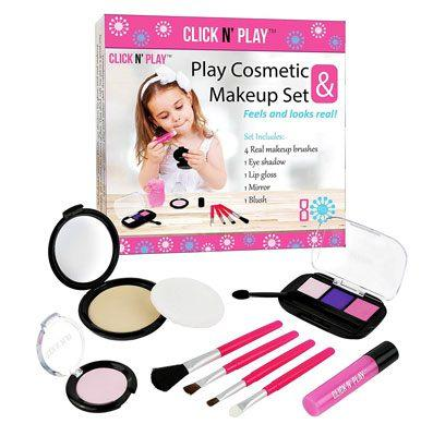 Pretend Play Cosmetic and Makeup Set