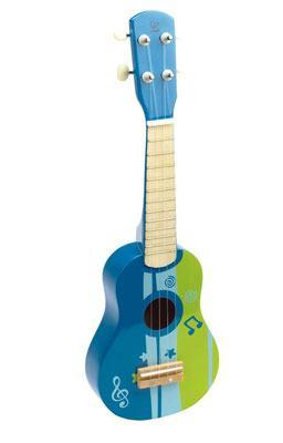 Early Melodies Ukulele Wooden Instrument for Kids