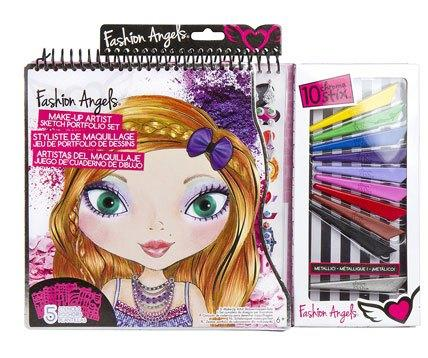 Make Up Artist Sketch Set