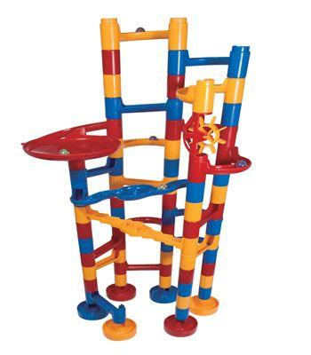 Super Marble Run Toy