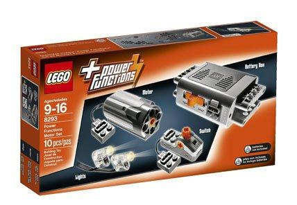 8293 Power Function Accessory Box