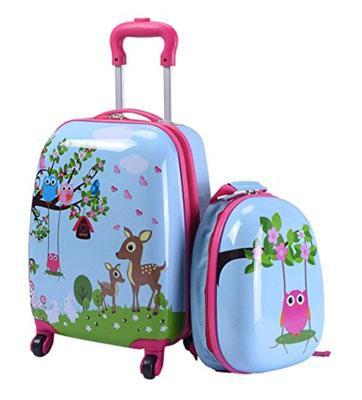 10 Best Kids Luggage Sets In 2017 | Review