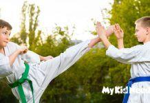 best martial art for kids