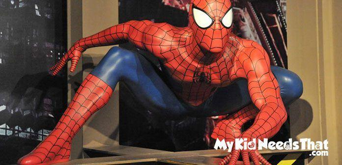 spiderman toys for kids